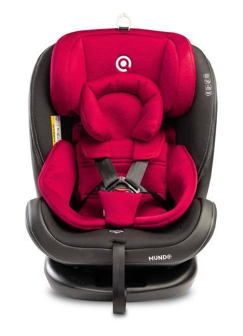 Caretero Mundo ISOFIX Autositz drehbarer 360° 0-36 kg Liegeposition Kindersitz