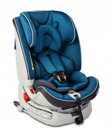 Autositz Caretero Yoga Navy