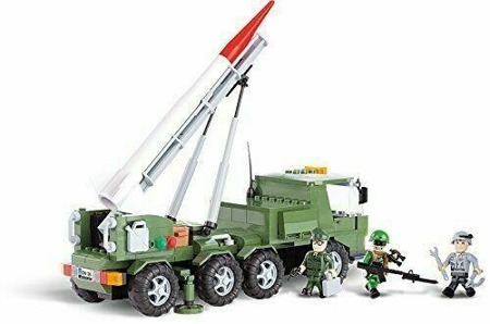 Cobi 2364 Small Army Mobile Ballistic Missile Launcher NEU OVP