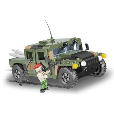 Cobi 24304 Small Army NATO Armored ALL-Terrain Vehicle NEU OVP