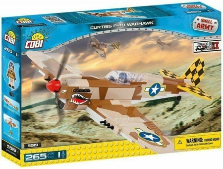 Cobi 5519 Armia Curtiss P-40K Warhawk