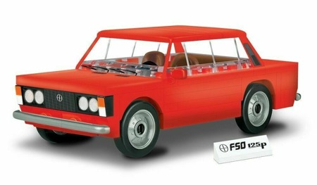 Cobi Youngtimer Collection FSO 125p