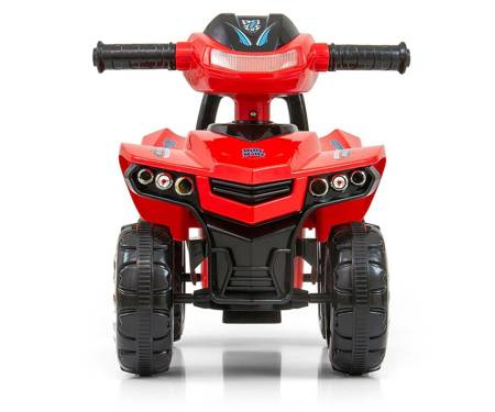 Kinderfahrzeuge Milly Mally Monster Red