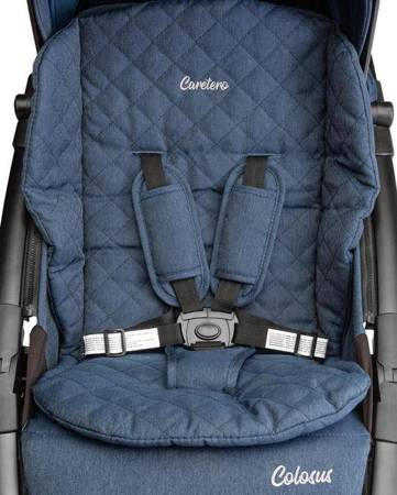 Kinderwagen Caretero Colosus Navy