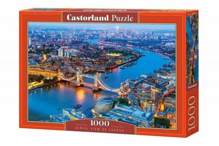 Puzzle Castorland 1000 Teile AERIAL VIEW OF LONDON