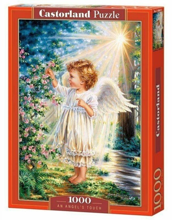 Puzzle Castorland 1000 Teile AN ANGEL'S TOUCH