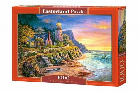 Puzzle Castorland 1000 Teile LIGHTING THE WAY