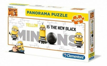 Puzzle Clementoni 1000 Teile -  High Quality Minions